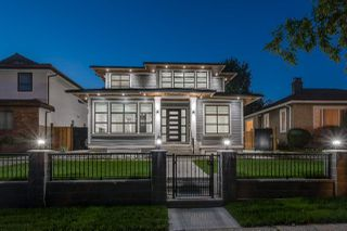 Main Photo: 1619 LONDON Street in New Westminster: West End NW House for sale : MLS®# R2308243