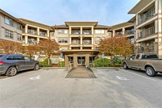 "Photo 1: 314 12248 224 Street in Maple Ridge: East Central Condo for sale in ""URBANO"" : MLS®# R2322354"
