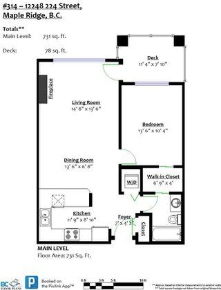 "Photo 16: 314 12248 224 Street in Maple Ridge: East Central Condo for sale in ""URBANO"" : MLS®# R2322354"