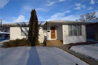 Photo 1: 831 Inkster Boulevard in Winnipeg: North End Residential for sale (4C)  : MLS®# 1831744
