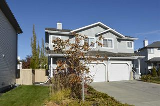 Main Photo: 11424 169 Avenue in Edmonton: Zone 27 House Half Duplex for sale : MLS®# E4140470