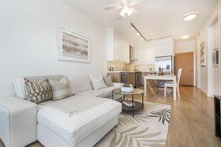 """Photo 1: 405 611 REGAN Avenue in Coquitlam: Coquitlam West Condo for sale in """"REGAN'S WALK"""" : MLS®# R2343032"""