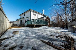 Photo 25: 4 EDWARD Place: St. Albert House for sale : MLS®# E4149675