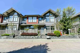 "Main Photo: 8 10058 153 Street in Surrey: Guildford Townhouse for sale in ""ESCADA"" (North Surrey)  : MLS®# R2359978"
