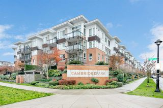 "Photo 3: 418 9500 ODLIN Road in Richmond: West Cambie Condo for sale in ""CAMBRIDGE PARK by Polygon"" : MLS®# R2361271"