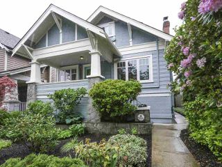"Main Photo: 980 W 20TH Avenue in Vancouver: Cambie House for sale in ""DOUGLAS PARK"" (Vancouver West)  : MLS®# R2376560"