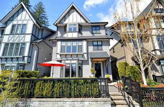 Photo 1: 3467 DAVID Avenue in Coquitlam: Burke Mountain House for sale : MLS®# R2388306