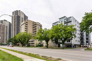 Photo 2: 206 8310 JASPER Avenue in Edmonton: Zone 09 Condo for sale : MLS®# E4167387
