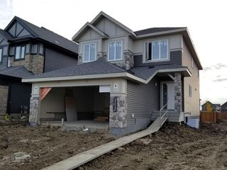 Photo 1: 5718 Keeping Crescent in Edmonton: Zone 56 House for sale : MLS®# E4173912