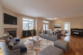 Main Photo: 204 3651 Marda Link SW in Calgary: Garrison Woods Apartment for sale : MLS®# A1045156