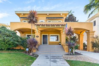Photo 1: MISSION HILLS House for sale : 5 bedrooms : 1859 Fort Stockton Dr in San Diego