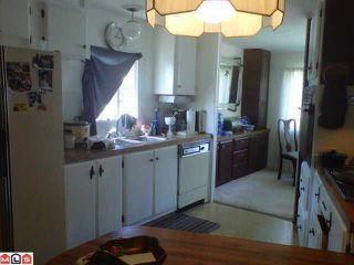 """Photo 2: 133 3665 244TH Street in Langley: Otter District Manufactured Home for sale in """"Langley Grove Estates"""" : MLS®# F1113472"""