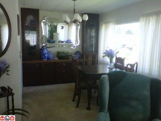 """Photo 5: 133 3665 244TH Street in Langley: Otter District Manufactured Home for sale in """"Langley Grove Estates"""" : MLS®# F1113472"""