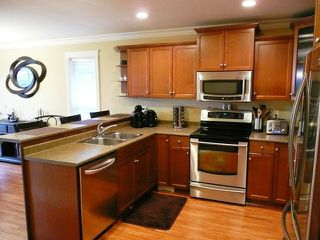 Photo 2: 15 3348 MT. LEHMAN Road in ABBOTSFORD: Abbotsford West Townhouse for rent (Abbotsford)