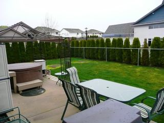 Photo 10: 15 3348 MT. LEHMAN Road in ABBOTSFORD: Abbotsford West Townhouse for rent (Abbotsford)