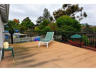 Photo 12: CLAIREMONT House for sale : 5 bedrooms : 4998 Park Rim Drive in San Diego
