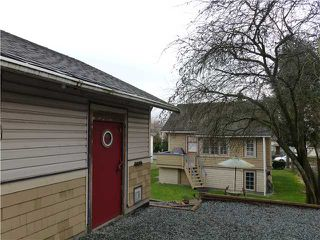 Photo 2: 459 ROUSSEAU Street in New Westminster: Sapperton House for sale : MLS®# V1041361