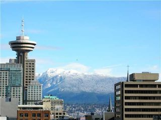 Main Photo: 1801 535 SMITHE Street in Vancouver West: Downtown VW Home for sale ()  : MLS®# V989053