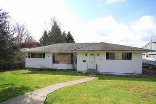 Photo 1: 968 STEWART Avenue in Coquitlam: Maillardville House for sale : MLS®# V1056274