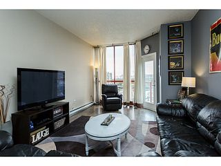 """Photo 2: 507 220 ELEVENTH Street in New Westminster: Uptown NW Condo for sale in """"QUEENS COVE"""" : MLS®# V1056952"""