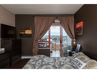 """Photo 11: 507 220 ELEVENTH Street in New Westminster: Uptown NW Condo for sale in """"QUEENS COVE"""" : MLS®# V1056952"""