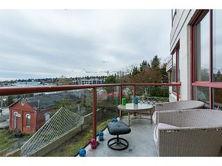 """Photo 19: 507 220 ELEVENTH Street in New Westminster: Uptown NW Condo for sale in """"QUEENS COVE"""" : MLS®# V1056952"""