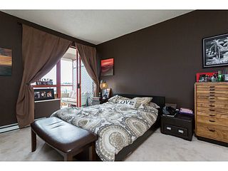"""Photo 10: 507 220 ELEVENTH Street in New Westminster: Uptown NW Condo for sale in """"QUEENS COVE"""" : MLS®# V1056952"""