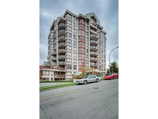 """Photo 1: 507 220 ELEVENTH Street in New Westminster: Uptown NW Condo for sale in """"QUEENS COVE"""" : MLS®# V1056952"""