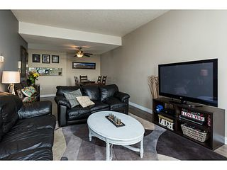 """Photo 4: 507 220 ELEVENTH Street in New Westminster: Uptown NW Condo for sale in """"QUEENS COVE"""" : MLS®# V1056952"""