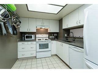 """Photo 8: 507 220 ELEVENTH Street in New Westminster: Uptown NW Condo for sale in """"QUEENS COVE"""" : MLS®# V1056952"""