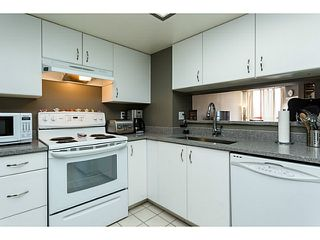 """Photo 9: 507 220 ELEVENTH Street in New Westminster: Uptown NW Condo for sale in """"QUEENS COVE"""" : MLS®# V1056952"""