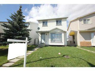 Photo 1: 158 MARTINDALE Boulevard NE in CALGARY: Martindale Residential Detached Single Family for sale (Calgary)  : MLS®# C3613352