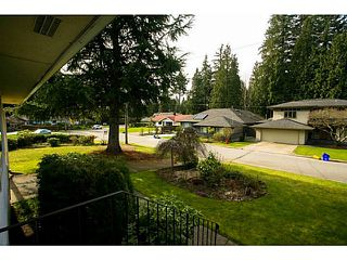Photo 7: 4378 CHEVIOT Road in North Vancouver: Forest Hills NV House for sale : MLS®# V1111023
