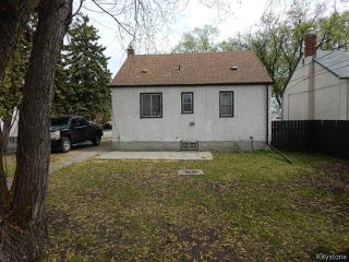 Photo 20: 288 Edison Avenue in WINNIPEG: North Kildonan Residential for sale (North East Winnipeg)  : MLS®# 1511957