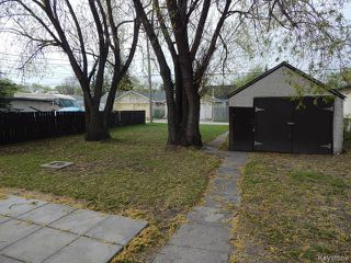 Photo 17: 288 Edison Avenue in WINNIPEG: North Kildonan Residential for sale (North East Winnipeg)  : MLS®# 1511957