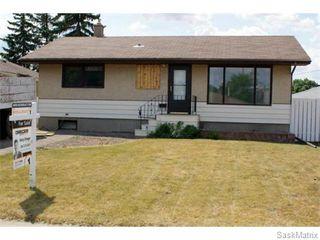 Photo 1: 1560 REGENT Street in Regina: Glen Elm Park Single Family Dwelling for sale (Regina Area 03)  : MLS®# 538664