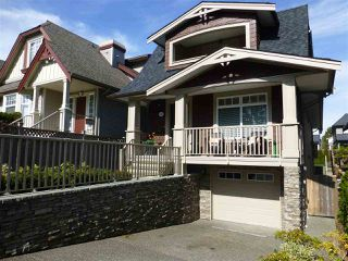 Photo 1: 15487 THRIFT Avenue: White Rock House for sale (South Surrey White Rock)  : MLS®# R2011959