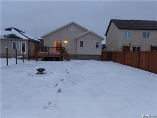 Photo 17: 67 Battersea Close in Winnipeg: St Vital Residential for sale (South East Winnipeg)  : MLS®# 1604224