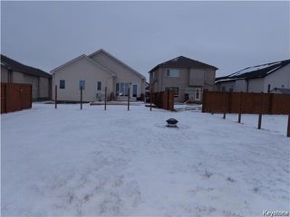 Photo 16: 67 Battersea Close in Winnipeg: St Vital Residential for sale (South East Winnipeg)  : MLS®# 1604224