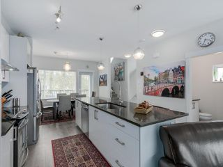 """Photo 7: 19 1219 BURKE MOUNTAIN Street in Coquitlam: Burke Mountain Townhouse for sale in """"REEF"""" : MLS®# R2059650"""