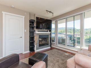 Photo 8: 608 651 NOOTKA Way in Port Moody: Port Moody Centre Condo for sale : MLS®# R2067313