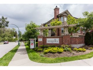 """Photo 1: 57 14838 61 Avenue in Surrey: Sullivan Station Townhouse for sale in """"SEQUOIA"""" : MLS®# R2067661"""
