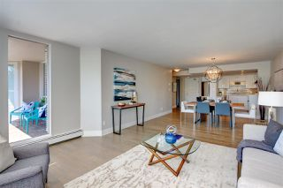 """Photo 6: 607 518 MOBERLY Road in Vancouver: False Creek Condo for sale in """"Newport Quay"""" (Vancouver West)  : MLS®# R2106407"""