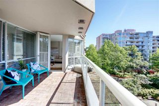 """Photo 14: 607 518 MOBERLY Road in Vancouver: False Creek Condo for sale in """"Newport Quay"""" (Vancouver West)  : MLS®# R2106407"""