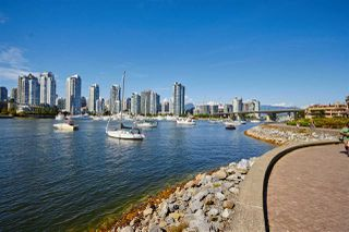"""Photo 19: 607 518 MOBERLY Road in Vancouver: False Creek Condo for sale in """"Newport Quay"""" (Vancouver West)  : MLS®# R2106407"""