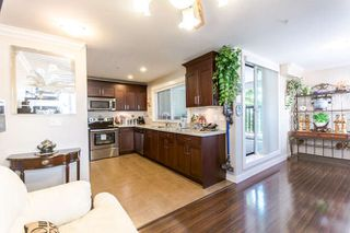 "Photo 9: 160 1132 EWEN Avenue in New Westminster: Queensborough Townhouse for sale in ""GLADSTONE PARK"" : MLS®# R2133362"