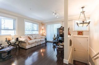 "Photo 3: 160 1132 EWEN Avenue in New Westminster: Queensborough Townhouse for sale in ""GLADSTONE PARK"" : MLS®# R2133362"