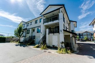 "Photo 2: 160 1132 EWEN Avenue in New Westminster: Queensborough Townhouse for sale in ""GLADSTONE PARK"" : MLS®# R2133362"