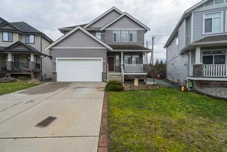 "Main Photo: 34838 1ST Avenue in Abbotsford: Poplar House for sale in ""Huntington Village"" : MLS®# R2145780"