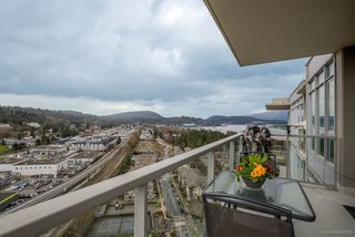 """Photo 18: 2801 651 NOOTKA Way in Port Moody: Port Moody Centre Condo for sale in """"SAHALEE"""" : MLS®# R2155594"""